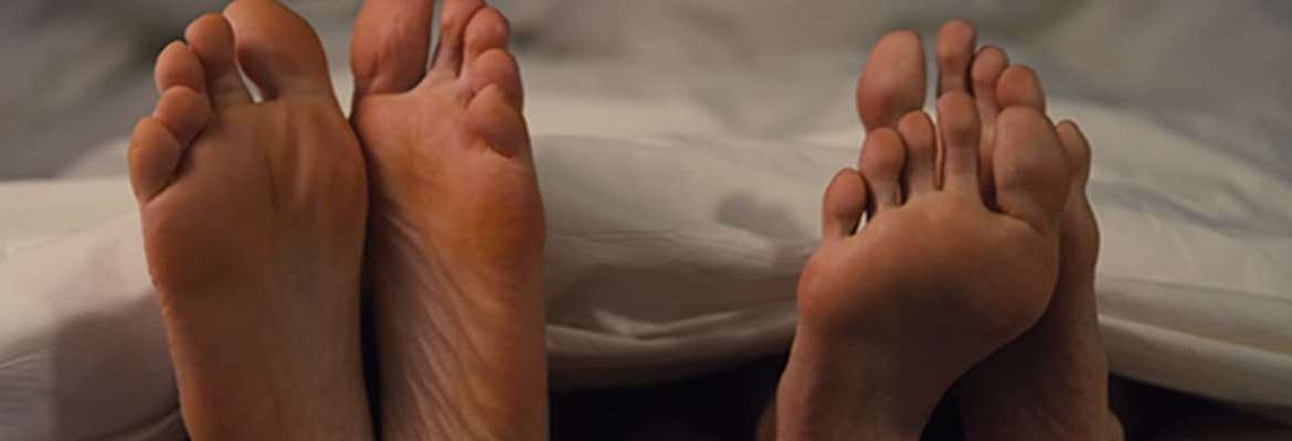 Two Pairs of Smooth Feet